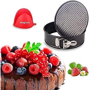 Amazon Com Springform Pan 7 Inch Cheesecake Mold For