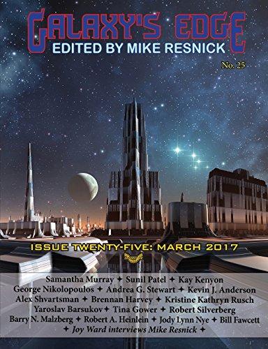 Galaxy's Edge Magazine: Issue 25, March 2017