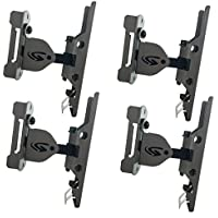 (4) Cuddeback Game Trail Hunting Camera Metal Universal Genius Pan-Tilt Mounts