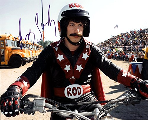 Andy Samberg from Hot Rod Signed Autographed 8 X 10 Reprint Photo