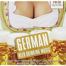German Beer Drinking Music: Original Music from the Munich Oktoberfest: Beer Garden Songs, Polka Hits, Bavaria, amo!