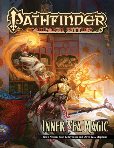 Download Pathfinder Campaign Setting: Inner Sea Magic book
