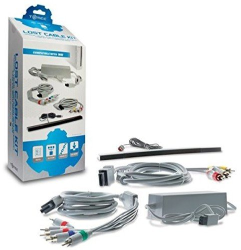 Tomee Lost Cable Kit for Wii