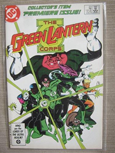 Buy green lantern corps 201