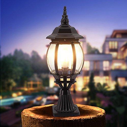 Patio Column Lighting in Florida - 6