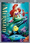 Cover Image for 'The Little Mermaid (Two-Disc Diamond Edition: Blu-ray / DVD in DVD Packaging)'