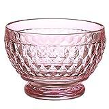 Villeroy & Boch Boston Glass Bowl Set of 4, Rose
