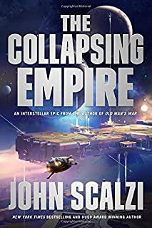 Book Cover: The Collapsing Empire