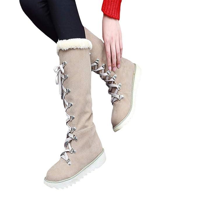 f095c30b4c3 ❤ Botas de Nieve para Mujeres