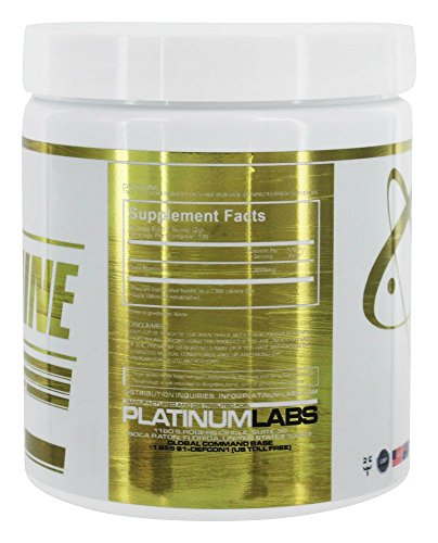 Platinum Labs - Essentials Beta Alanine 100 Servings 2000 mg. - 200 Grams