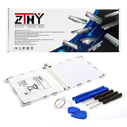 """ZTHY T9500E Tablet Replacement Battery For Samsung Galaxy Note Pro 12.2"""" WiFi SM-P900 P901 P905 P907A Series Tablet T9500C T9500U GH43-03980A 3.8V 9500mAh With tools"""