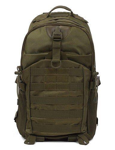 GXS Clothin Wasserdicht Sport Outdoor Military Rucksack Tactical Rucksack Reisen Schultern Tasche für Wandern Camping - color 1# trDqg