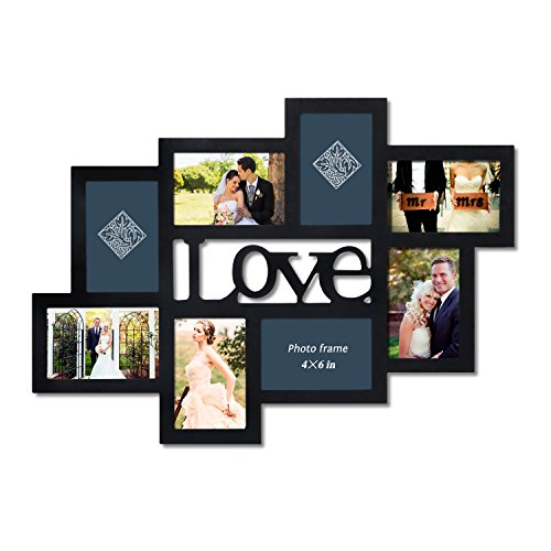 adeco-8-opening-black-wood-love-wall-hanging-photo-frame-4-by-6