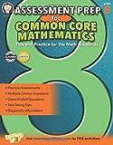 Assessment Prep for Common Core Mathematics, Grade 8