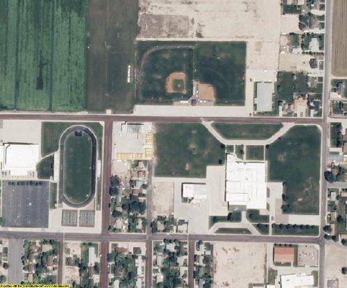 Millard County Utah Aerial Photography on DVD
