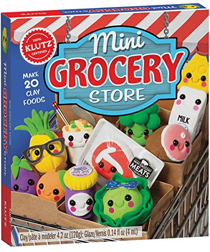 Klutz Mini Grocery Store Craft Kit