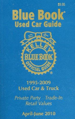 Kelley Blue Book Used Car Guide: April-June 2010
