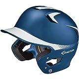 Easton Senior Z5 Grip 2Tone Batters Helmet, Navy/White