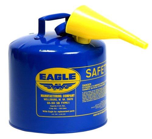 5 gallons kerosene - 5