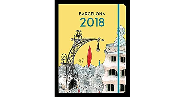 Agenda Barcelona 2018: 9788499795423: Amazon.com: Books