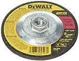 Dewalt DW4523 20 Pack 4-1/2-Inch by 1/4-Inch by 5/8-Inch General Purpose Metal Grinding Wheel