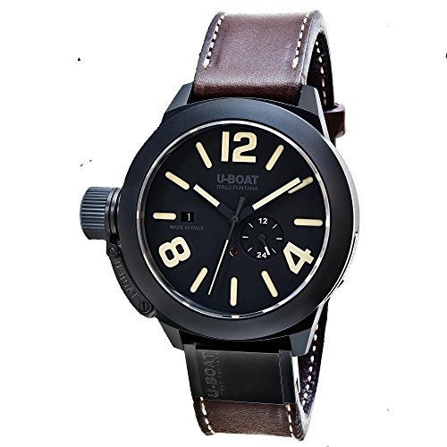 U-Boat 8107 Classico Cer Matt Wristwatch