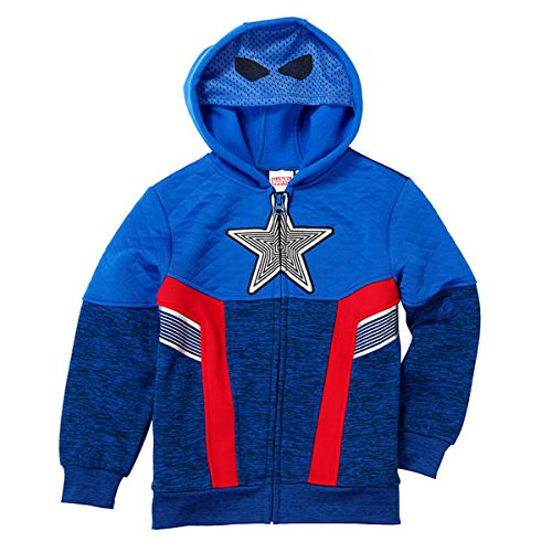 marvel sweatshirt with hoodie - 4
