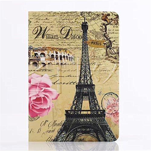 For iPad Mini 1 2 3 Retina Case, HP95(TM) Luxury [ Paris Tower ]Flip Stand Case Cover For iPad Mini 1 2 3 Retina