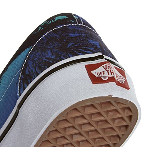 Bleu Homme Vans On Classic Blu Slip Baskets wq6zfTw