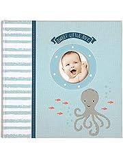 CRG Carter's Slim Bound Photo Journal Album, Under The Sea