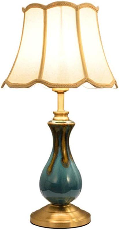 CQWHH-YJD Lámparas De Mesa Vintage, Lámpara De Escritorio De ...