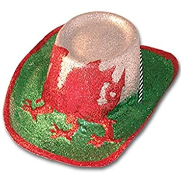 bd85f8a508b Image Unavailable. Image not available for. Colour  Wales Glitter Cowboy Hat  ...