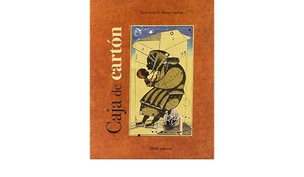 Caja de carton / Cardboard Box (Qontextos) (Spanish Edition): Txabi Arnal, Hassan Amekan: 9788498712155: Amazon.com: Books