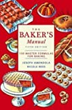 img - for Joseph Amendola: Baker's Manual (Paperback); 2002 Edition book / textbook / text book