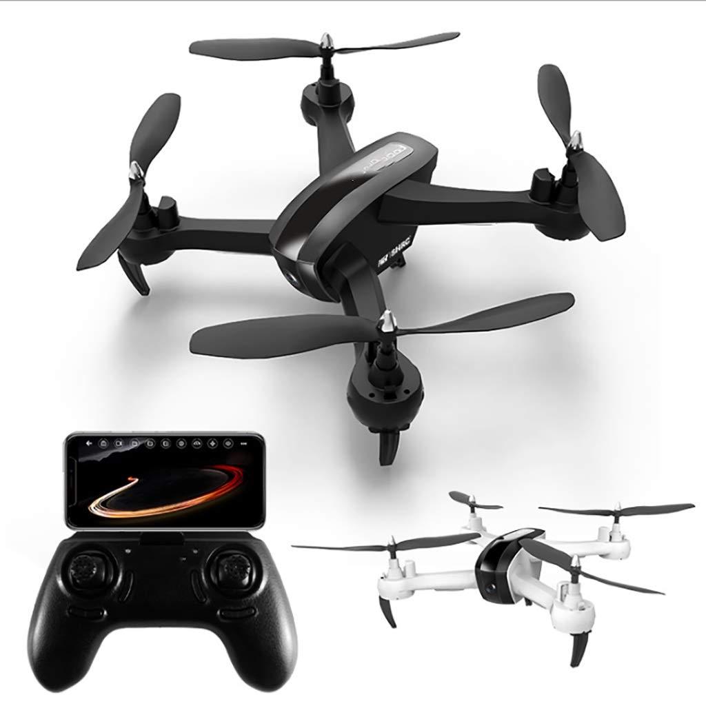 NuoEn UAV Drohne HD 1028P Luftaufnahmen Langzeit Quadcopter Flugzeuge für Kinder und Anfänger Drohne Spielzeug Weißszlig; oder Schwarz(Farbe   Weißszlig;) Schwarz