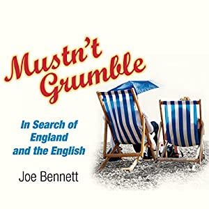 Mustn't Grumble Audiobook