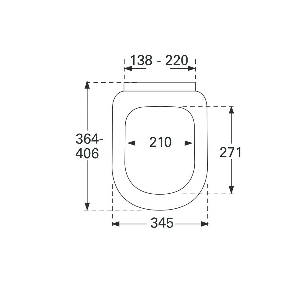 Villeroy & Boch 9M66Q101 WC-Sitz Subway compact Quick-Release Scharniere verchromt, verchromt, verchromt, weiß B0017VC77U WC-Sitze c2237b