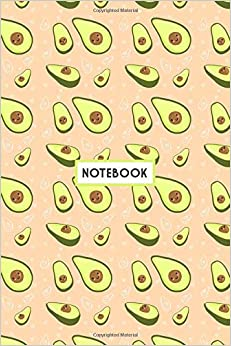 Como Descargar Libros En Notebook: Kawaii Green Avocados Peach, Wide Ruled 110 Pages Kindle Paperwhite Lee Epub