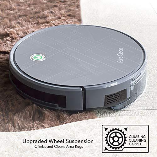 Smart Gyroscope Multiroom App and Alexa Compatible - Auto Dock, Filter Hardwood Floor -