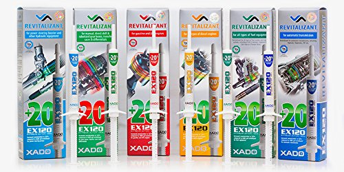 XADO Revitalizant EX120 - Quick synchro improvement