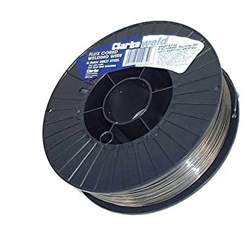Clarke Mild Steel Mig Welding Wire 0.9mm (Flux Cored - No Gas ...