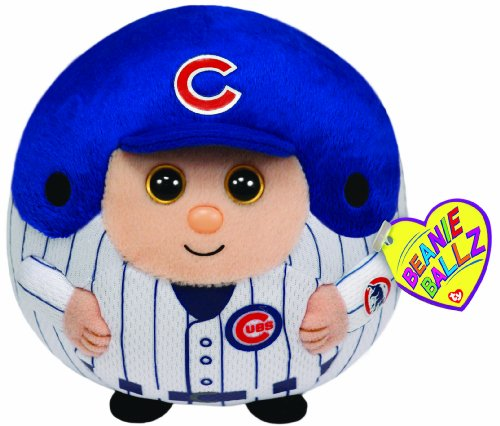 - TY Beanie Ballz MLB Chicago Cubs Plush