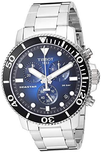TISSOT Men's Wrist Watches T120.417.11.041.01