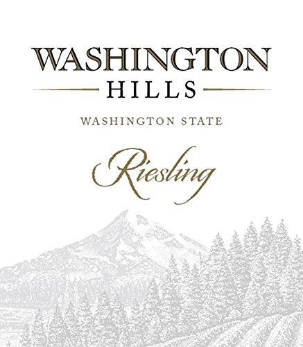 2014 Washington Hills Riesling, Washington 750 mL