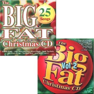 Big Fat Christmas Vol 1 & Vol 2 (2 CD Bundle) (2005-08-02)