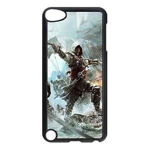 Assassins Creed Black Flag iPod TouchCase Black Decoration pjz003-3730386