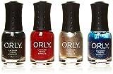 Orly Gel Nail Polish, Nagellack Secret Society Mani Mini Kits by Orly