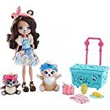 #8: Enchantimals Paws for a Picnic Doll & Playset
