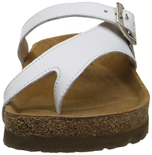 Sole Toe Tahoe Purple Sandal Ring Women's Naot White HfOqAc6