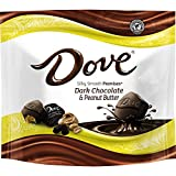 DOVE PROMISES Peanut Butter and Dark Chocolate Candy 7.61-Ounce Bag